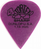 Dunlop 412R1.14 Tortex Sharp