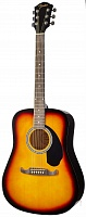 FENDER FA-125 Dreadnought, SB WN