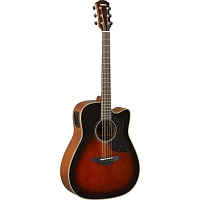 YAMAHA AC1R TOBACCO BROWN SUNBURST//02