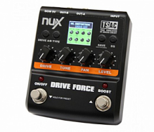 NUX DRIVE-FORCE