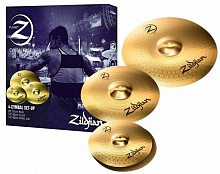 ZILDJIAN PLANET Z PLZ4PK (Hi-hat 14`, Crash 16`, Ride 20`)