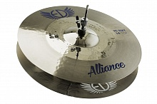 EDCymbals Alliance hi-hat 14'