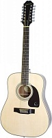 EPIPHONE DR-212 (Square Shoulder 12-string) Natural