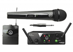 AKG WMS40 Mini2 Mix Set BD US45A/C