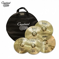 Centent Dolphin series Brass full pack