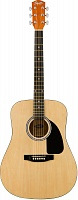 FENDER SQUIER SA-150 DREADNOUGHT, NAT