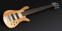 Warwick STREAMER LX 6 BROADNECK Natural Oil