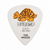 Dunlop 424P.60 Tortex Wedge 0.6