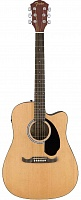 FENDER FA-125CE DREAD NATURAL WN