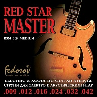 FEDOSOV RSM009 RED STAR MASTER
